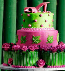 happy birthday pink and green happy birthday soror my sorority alpha kappa alpha sorority