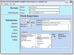 Resume Writing Software Mac Resume Writing Software Mac This Is It