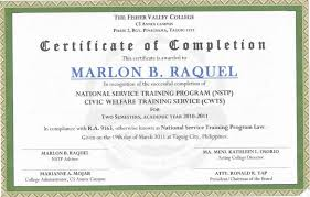 Certificate Of Completion Training Classy Sample Certificate Of Completion Business Mentor