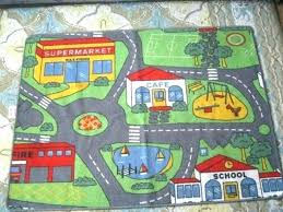 car play mat car play mat carpet play carpet for cars giant kids city fun town