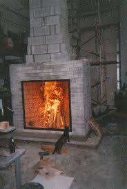 Training - Rumford fireplaces - performance