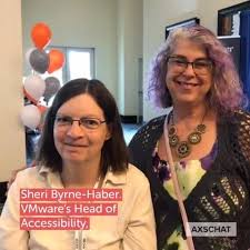 AXSChat - AXSChat – August 20th – Sheri Byrne-Haber Head...