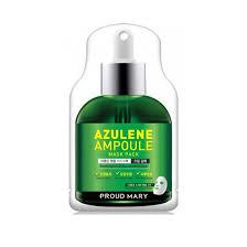 <b>Ампульная тканевая маска</b> с азуленом для чувствительной кожи ...