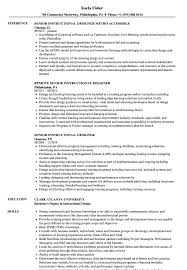 Instructional Design Resume Examples Senior Instructional Designer Resume Samples Velvet Jobs 11