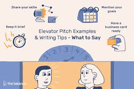 Elavator Speech How To Create An Elevator Pitch With Examples