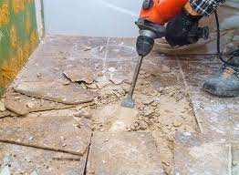 costs to remove floor tiles a