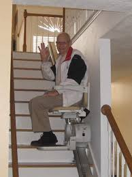 endearing stair electric chair with stair lift chair stair lifts panhandle elevators stairlift4