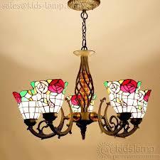 stained glass chandelier stained glass chandelier parts