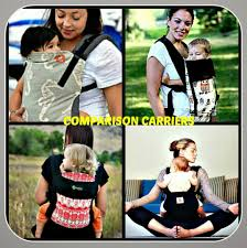 Ergo Baby Carrier Comparison Chart Sushibee Fun With Babywearing Comparison Action Baby V