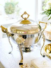 Latest Chafing Dishes Designs How To Host A Christmas Favorites Party Chafing Dishes