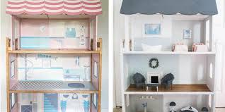 doll house makeover diy barbie