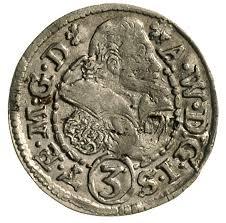 3 Kreuzer - Adam Wenzel (Teschen) - Duchy of Teschen – Numista