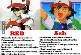 Why does Ash Ketchum never win the Pokémon League? - Quora