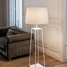 Carpyen Tiffany 1 Staande Lamp Wit