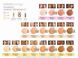 11 Lancome Foundation Color Chart Base Teint Miracle
