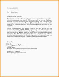 4 Employment Verification Letter To Whom It May Concern Nypd