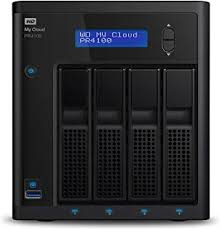 <b>WD</b> 32 To <b>My Cloud Pro</b> PR4100 Pro Serie 4-Bay Network Attached ...