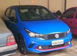 fiat new release carNew Fiat Argo sporty topend variant spied in new colours