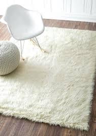 large sheepskin area rug s s large sheepskin fur rug