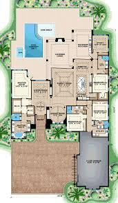 Luxury Custom Home Floor Plans