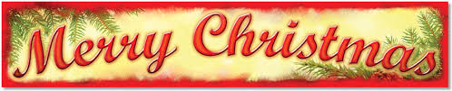 Image result for christmas banners clipart