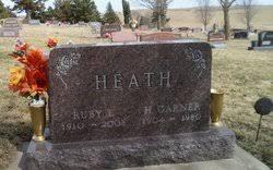 Ruby Ernestine Wahlert Heath (1910-2008) - Find A Grave Memorial