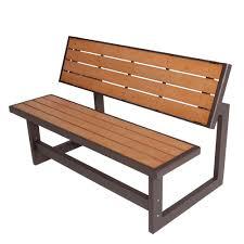 convertible patio bench