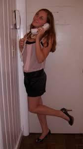 High heels amature teen