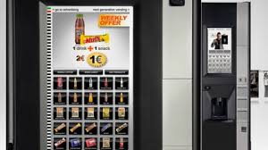 Huge Vending Machine Inspiration When Nudge Turns Into Big Brother The Horizons Tracker