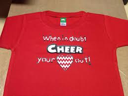 Cute Cheer T Shirt Designs Mini Cheer Camp Shirt Custom Made T Shirts Cheer Camp