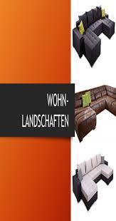 Moderne Xxl Wohnlandschaft Kent Inkl Hocker Und Kissen Sofa