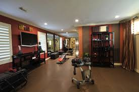 home gym furniture. Home Gym Design Of Exemplary Transitional Remodel Houston By Impressive Furniture