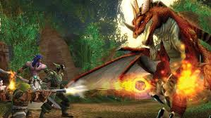 the best mmorpgs on pc