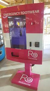 Shoe Vending Machine Unique Emergency Shoe Vending Machine In Vegas Imgur
