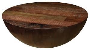 light wood round coffee table amazing of wood round coffee table tables ideas solid inside prepare