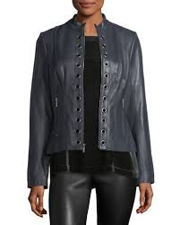 Womens Leather Jacket | Neiman Marcus & Quick Look. Neiman Marcus Leather Collection Adamdwight.com