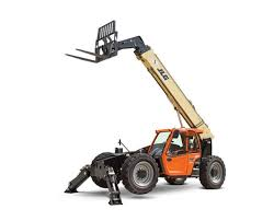 10k Lull Load Chart 10000 Lbs 55 Ft Telescopic Forklift
