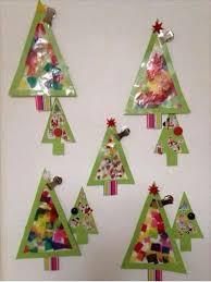 Tannenbaum Fensterbilder Weihnachten Basteln Basteln