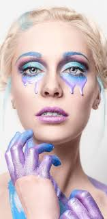 Mejores 209 Im Genes De Artistic Stage Makeup En Pinterest