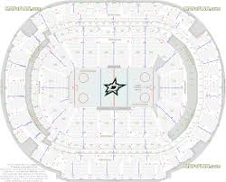 The Awesome Dallas Stars Seating Chart Seating Chart