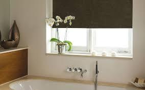 bathroom blinds. roller blinds in a bathroom l