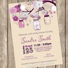 Bridal Shower Invitation Templates Stunning Mason Jar Wedding Invitations Invitation Template Free Bridal Shower