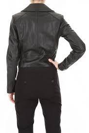 michael di michael kors leather jacket