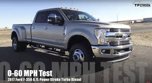 2017 ford f 350 dually. Delighful Ford 2017 Ford Super Duty F350 Diesel Can It Be The Quickest Dually Ever  Video  The Fast Lane Truck On F 350