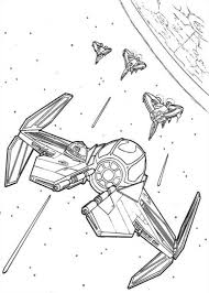 Star Wars Ship Printable Coloring Pages 13