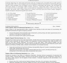 Law Enforcement Ficer Resume Sample Police Ficer Resume Download