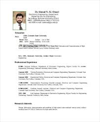Electronics Technician Resume Samples Electronic Technician Resume Sample Best Electronics Resume Sample