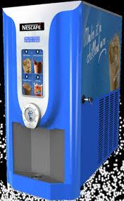 Hot And Cold Coffee Vending Machine Price Adorable Nescafe Frio Cold Coffee Beverage Machine Shreeji Marketing
