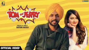 Designer Punjabi Song Download Latest Punjabi Song Tom And Jerry Sung By Satbir Aujla