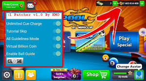 Menu Latest Hack Youtube Pool Ball 2017 8 Unlimited Android - amp; Cash Mod Coins No Root